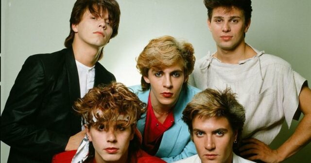 HUNGRY LIKE THE WOLF – DURAN DURAN 1982
