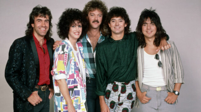 NOTHINGS GONNA STOP US NOW – STARSHIP 1987