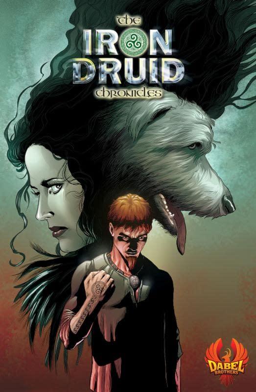 Oberon The Iron Druid Series