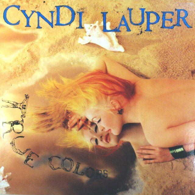 TRUE COLORS – CYNDI LAUPER 1986