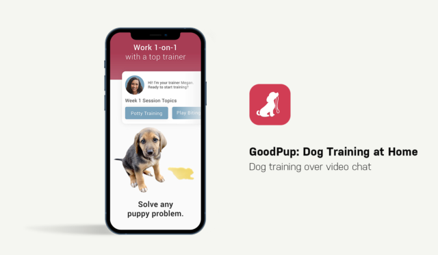 Dog Apps for Smartphones GoodPup App Showcase