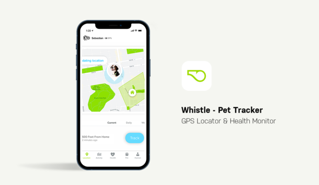 Dog Apps for Smartphones Whistle App Showcase