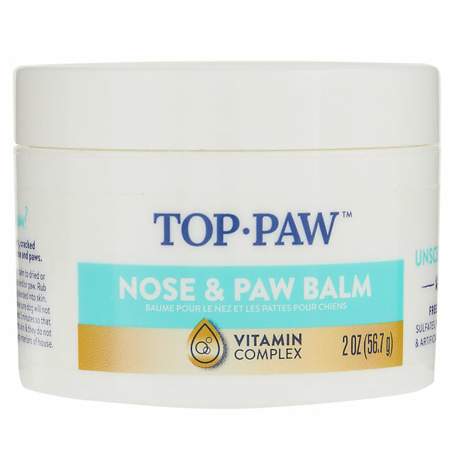 balm for nose and paws