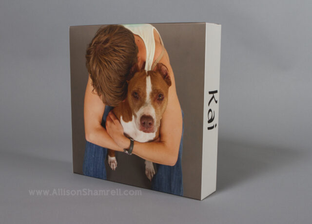 dog gift ideas pet photography album