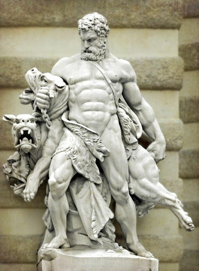 celebrity dog mythology kerberos