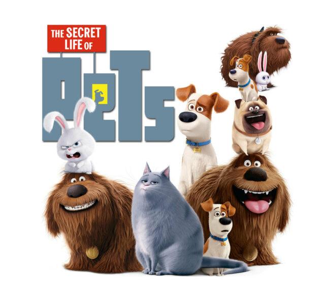 Secret Life of Pets - animated dog movies