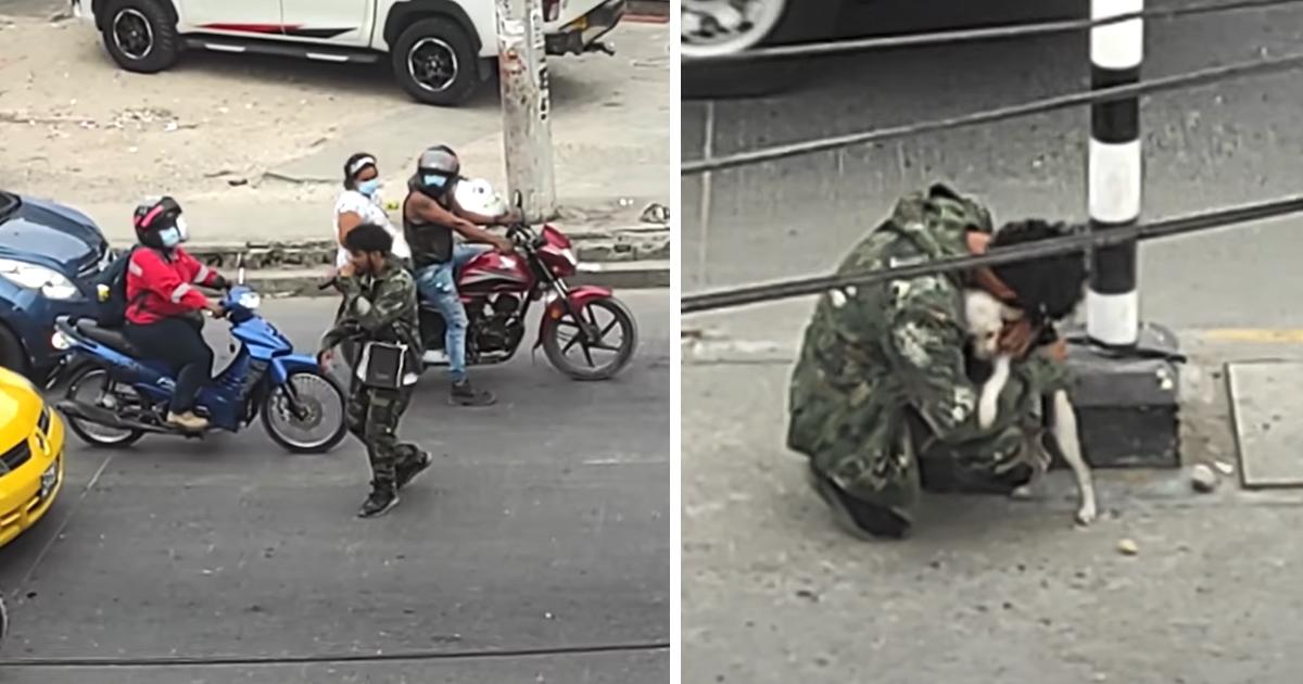 https://ilovemydogsomuch.com/wp-content/uploads/2021/09/struggling-street-performer-hugged-by-dog.jpg