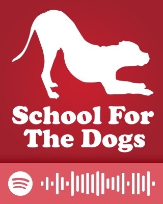 School For The Dogs Podcast Dog Training Animal Behavior with Annie Grossman