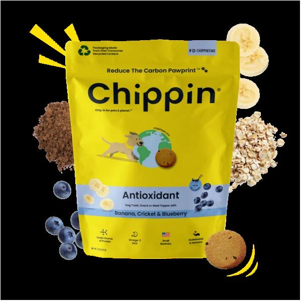 chippin banana cricket blueberry